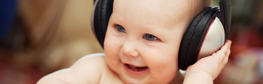 Музика и прерано рођене бебе
